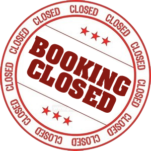 booking-is-closed